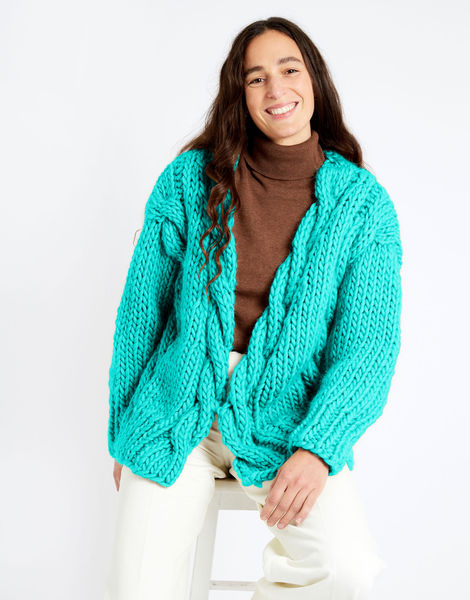 Robison cardigan csw csw magic mint