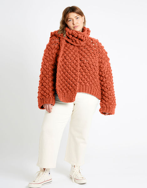 Winter wonderland set csw dusty denim 02 crazy sexy wool csw earthy orange