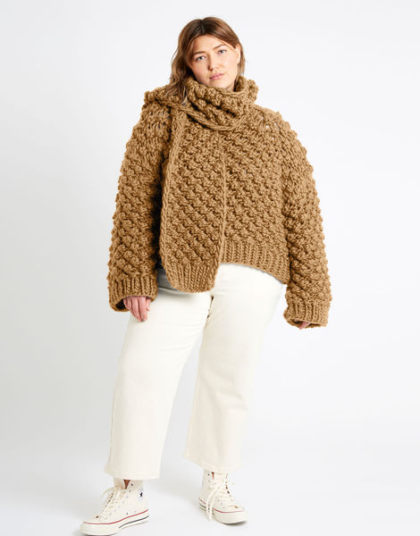 Winter wonderland set csw dusty denim 02 crazy sexy wool csw blonde beige