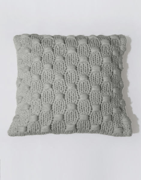 Impossible dream cushion csw rocky grey