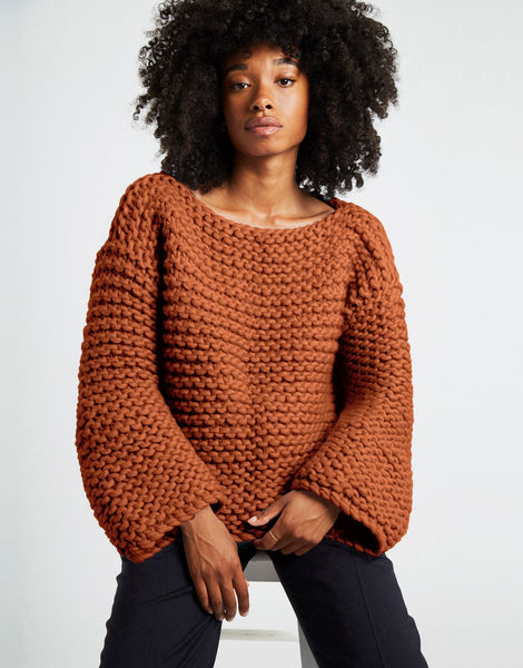 Dreamin jumper csw cinnamon dust
