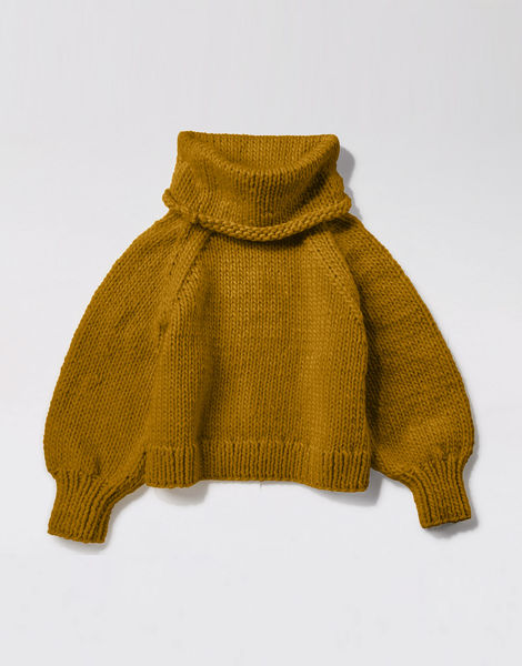 Patrick mcdowell sweater csw bronzed olive