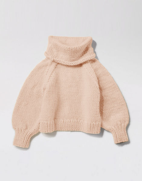 Patrick mcdowell sweater csw cameo rose