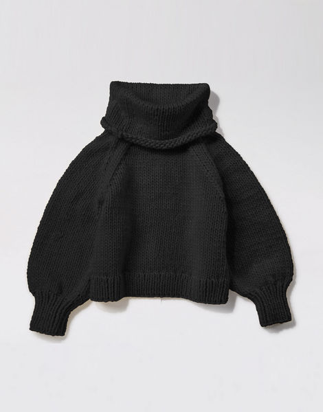 Patrick mcdowell sweater csw charcoal