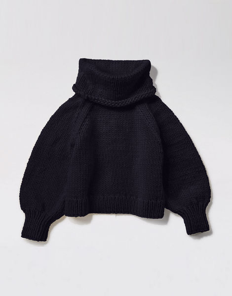 Patrick mcdowell sweater csw midnight blue