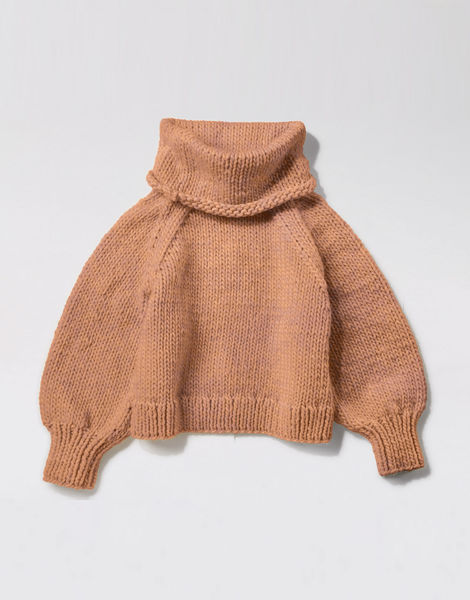 Patrick mcdowell sweater csw minderal pink