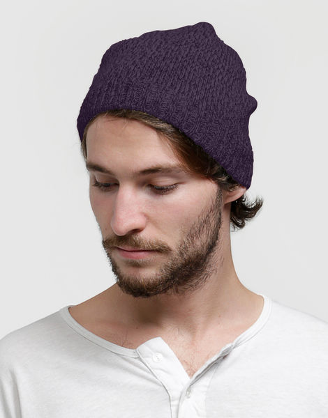 Jacques hat sba sugar baby alpaca sba dusty aubergine