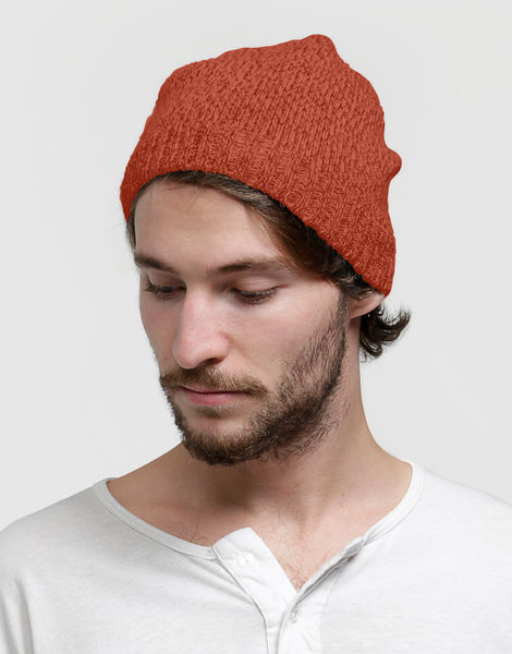 Jacques hat sba sugar baby alpaca sba earthy orange