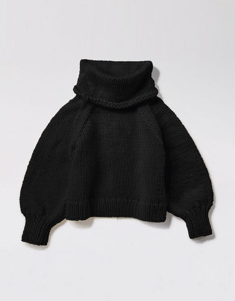 Patrick mcdowell sweater csw space black