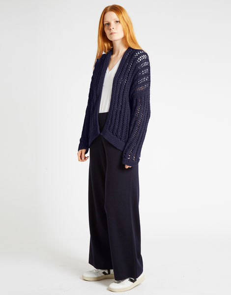 Yeah bouy cardigan nwy midnight blue