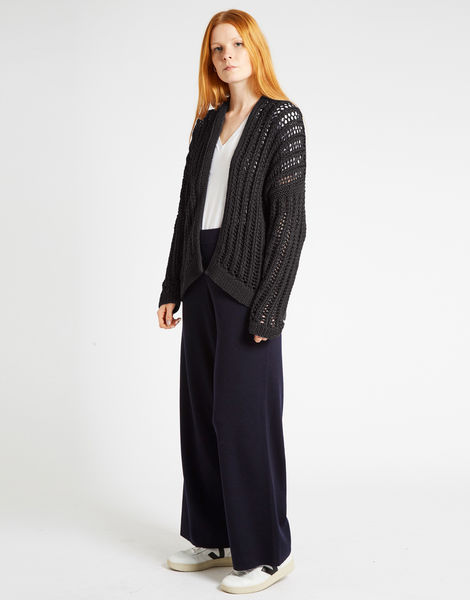 Yeah bouy cardigan nwy space black