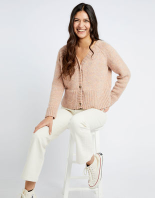 Happy cardigan fgy mineral pink 07