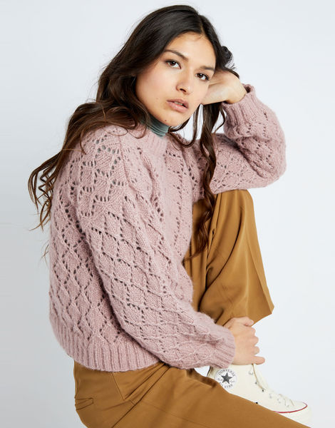 All star sweater fgy mellow mauve 04