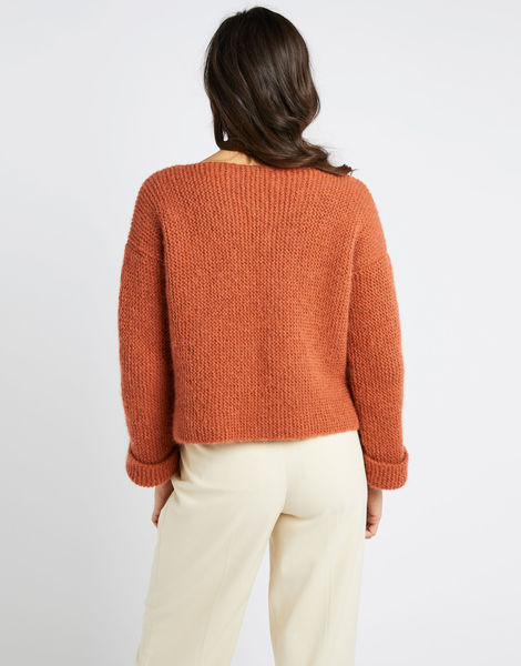 Stonger sweater fgy terracotta blush 02