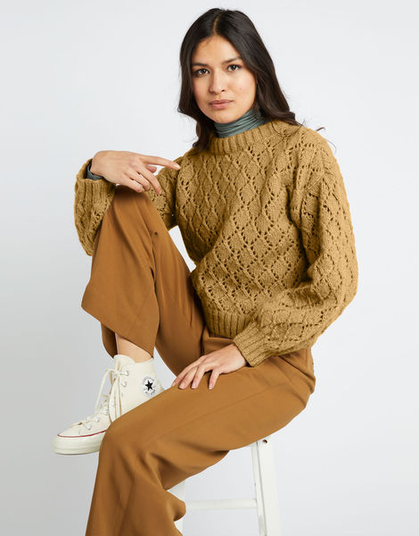 All star sweater fgy bronzed olive