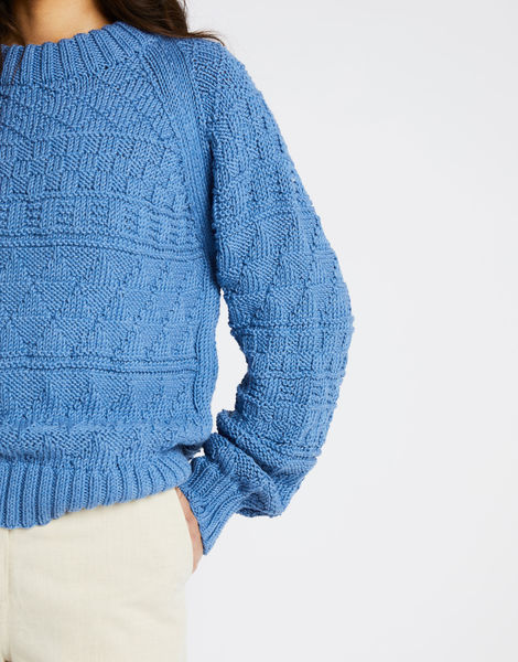 Sanches sweater shc cloudy blue 03