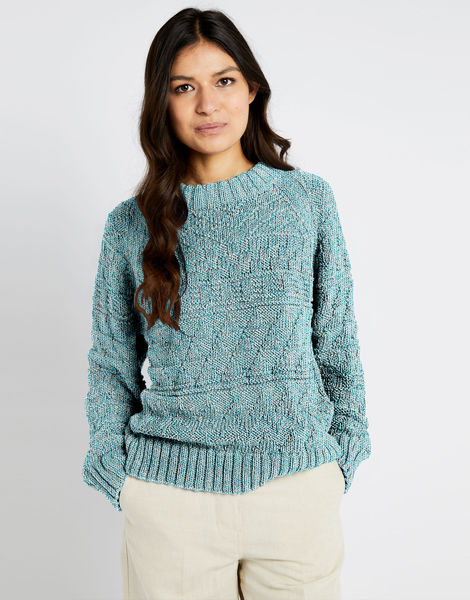Sanches sweater shc blue water