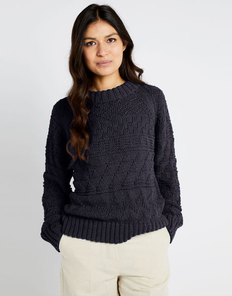 Sanches sweater shc midnight blue