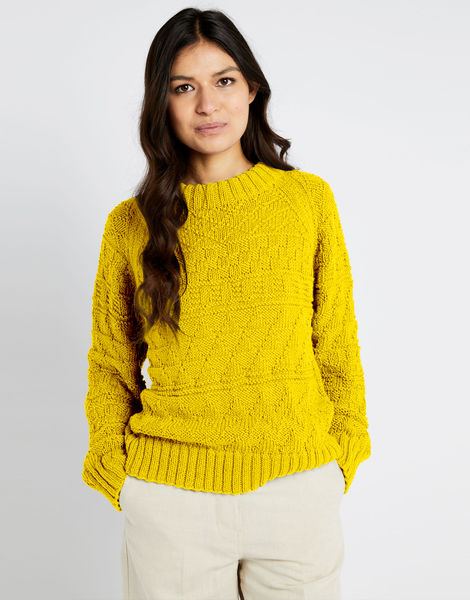 Sanches sweater shc yellow brick road