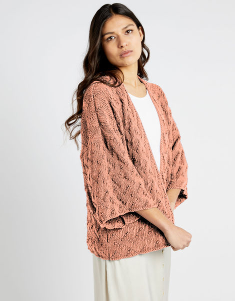 Pacha cardigan shc perfect peach