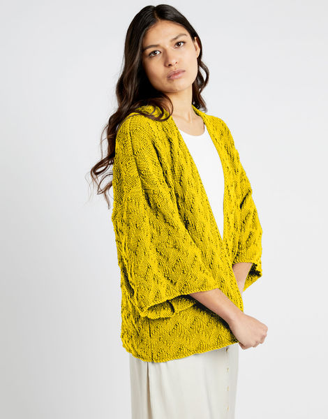 Pacha cardigan shc yellow brick road