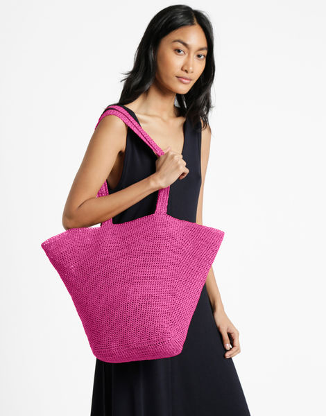Bad romance bag rrr rrr hot pink