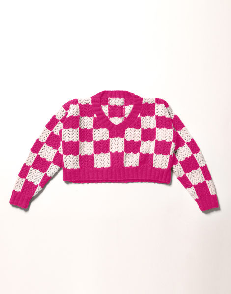 01 new rules sweater fgy hot punk pink