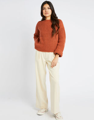 Stonger sweater fgy terracotta blush 01