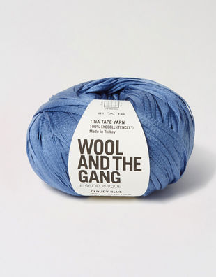 Tina tape yarn tt cloudy blue