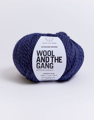 Alpachino merino am midnight blue