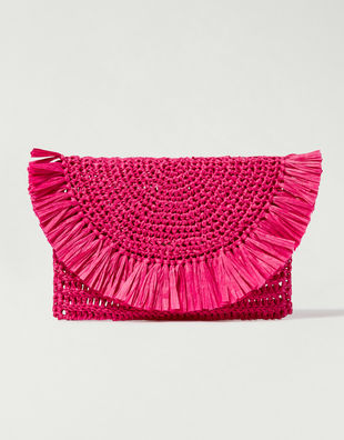 Olivera clutch rrr hot pink 01