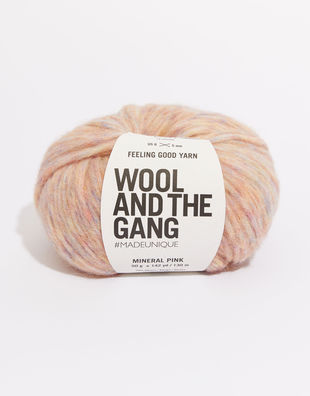 Feeling good yarn fgy mineral pink