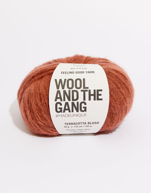 Feeling good yarn fgy terracotta blush