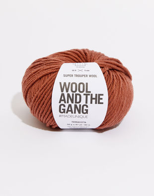 Super trouper yarn sty terracotta