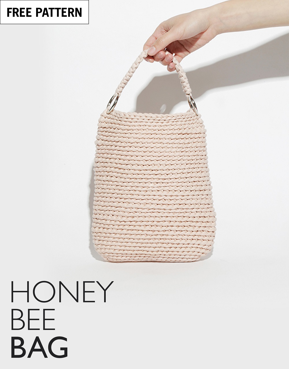 Free pattern index honey bee bag