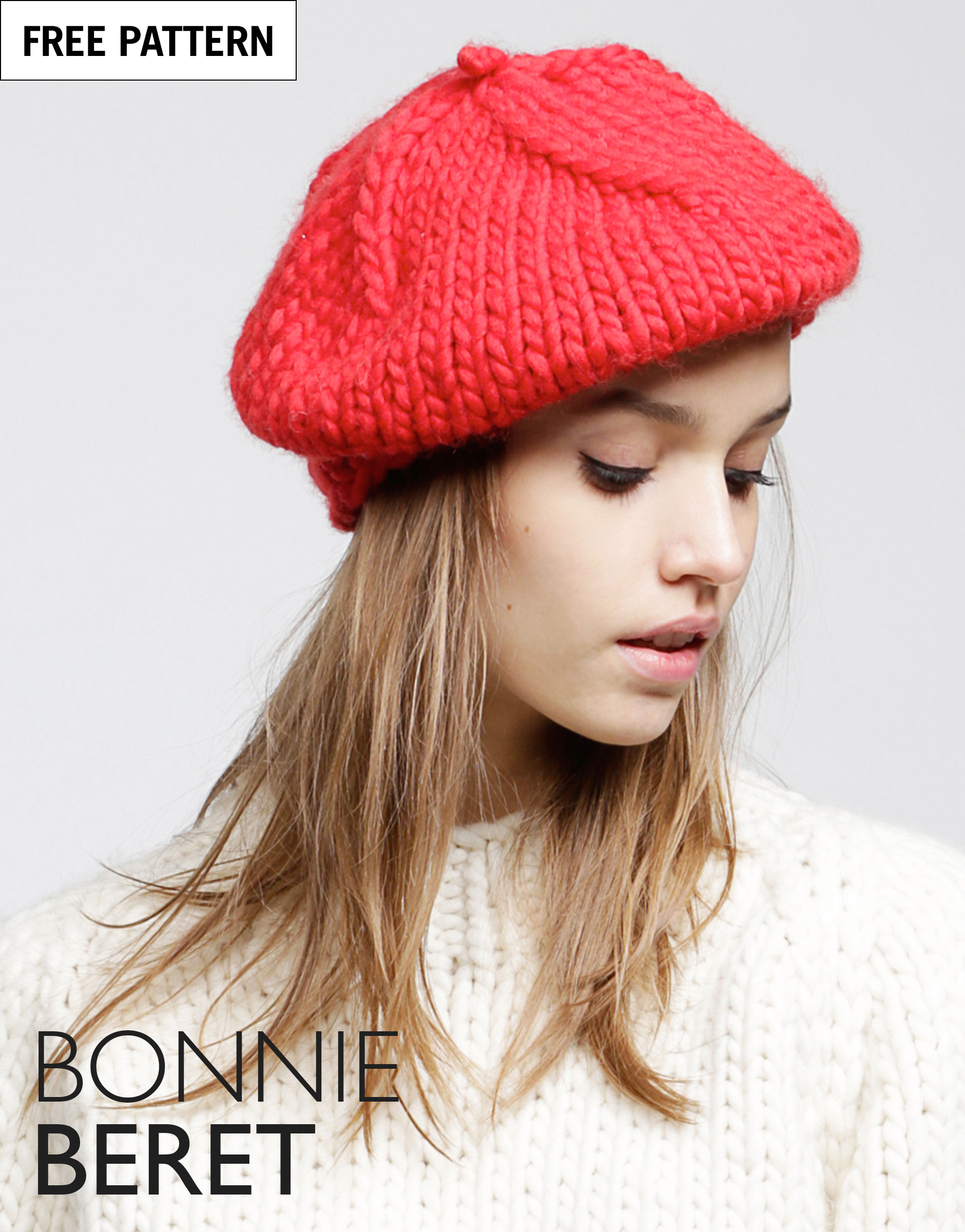 Free pattern index bonnie beret