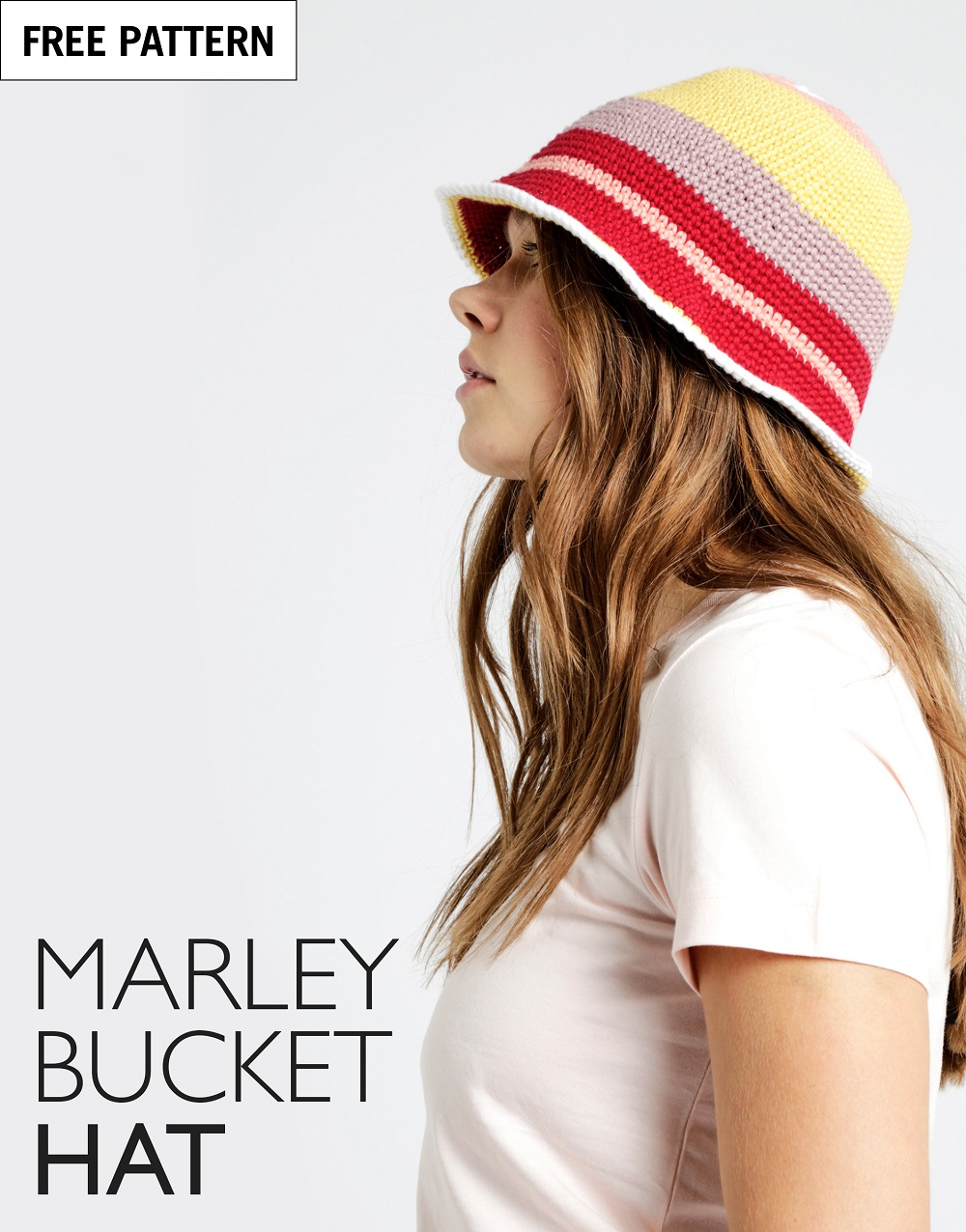Free pattern index marley bucket hat