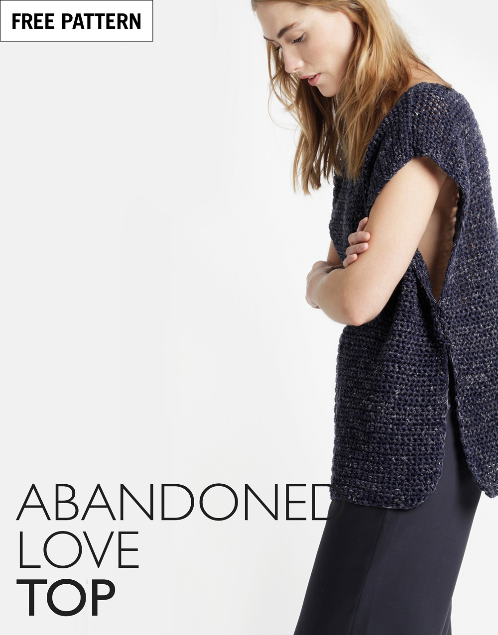 Free pattern index abandoned love top