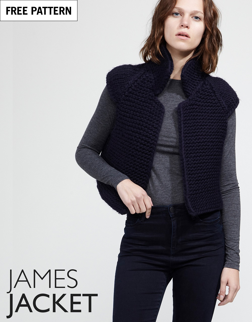 Free pattern index james jacket