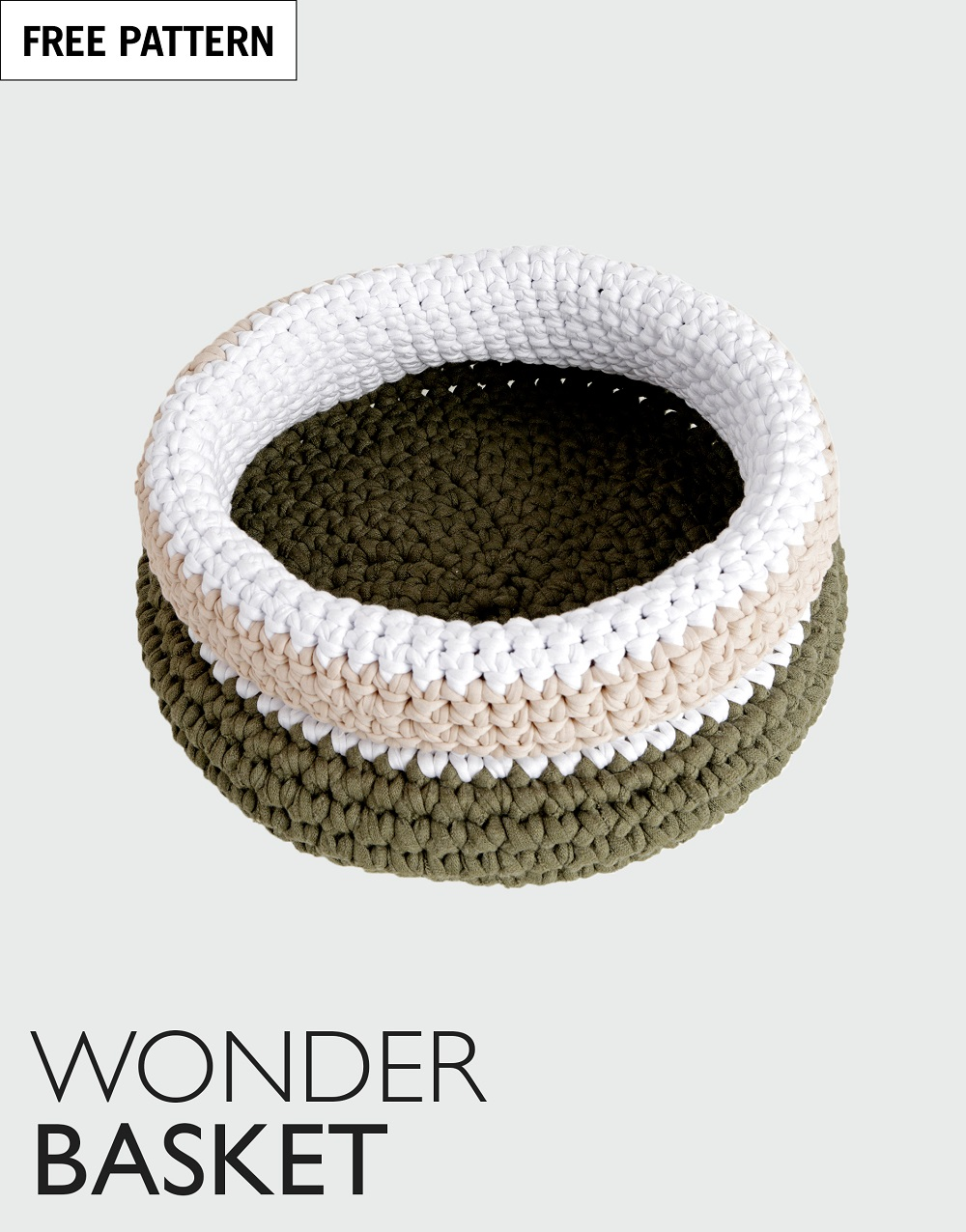 Free pattern index wonder basket