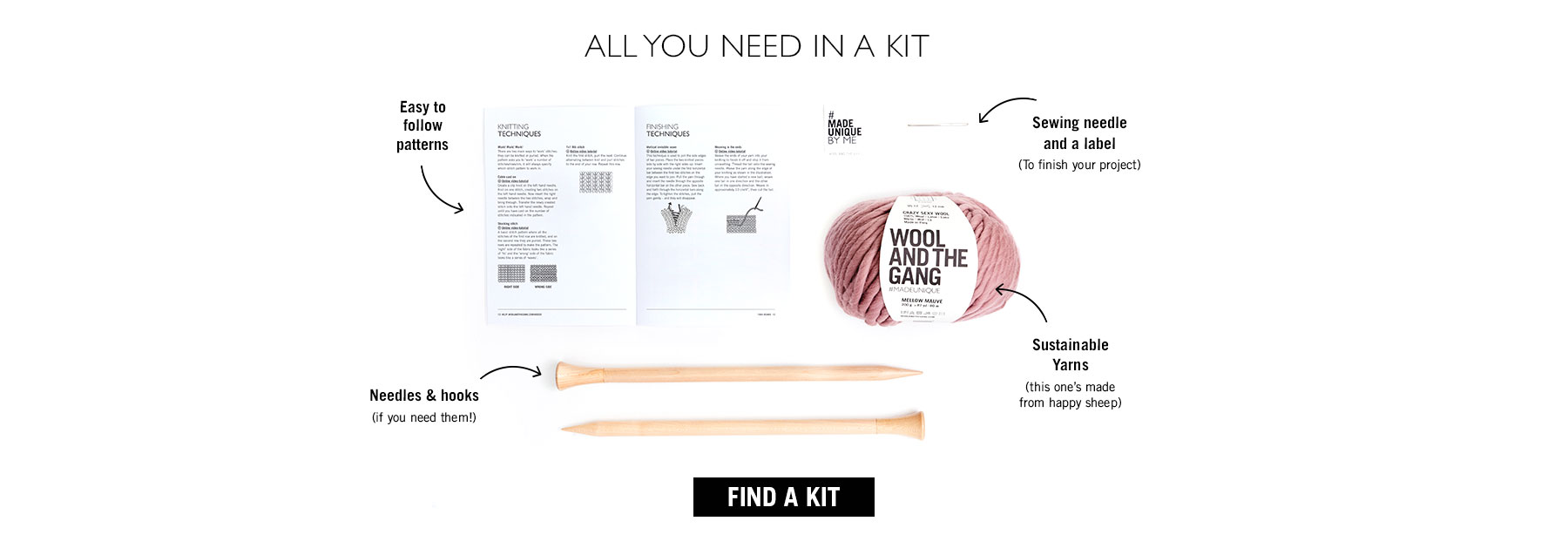 01 all you need in a kit