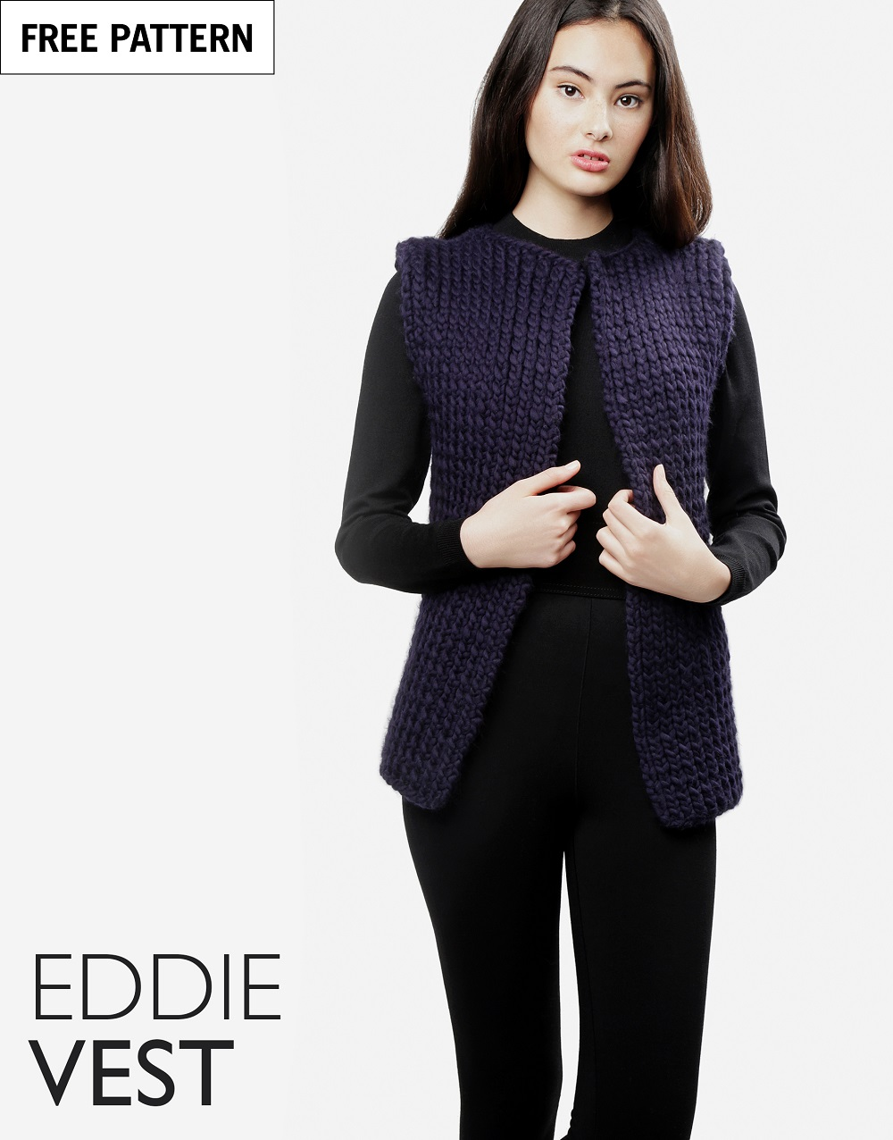 Free pattern index eddie vest