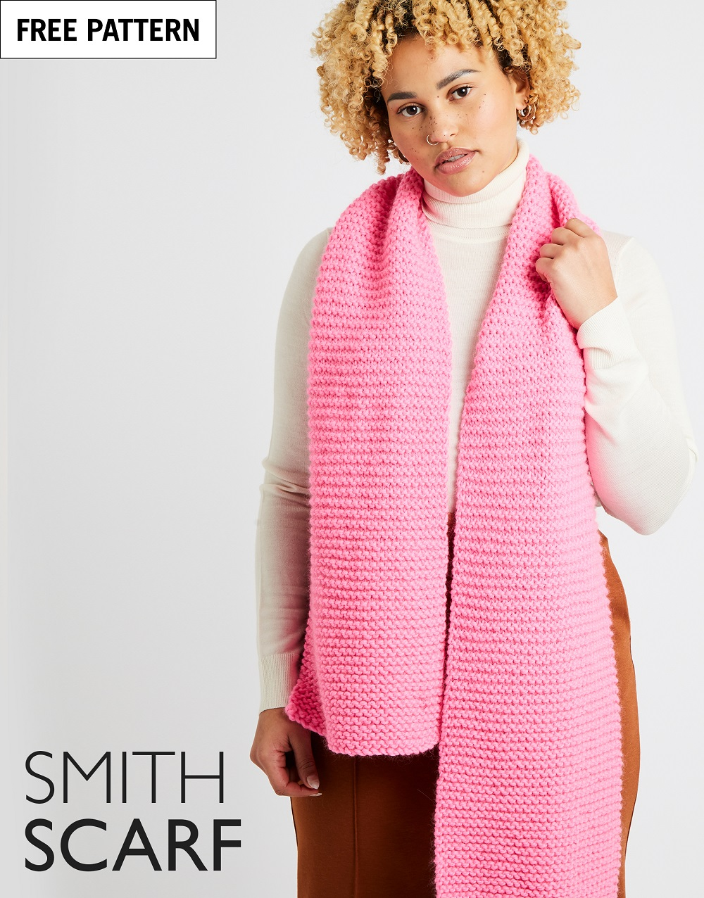 Free pattern index smith scarf