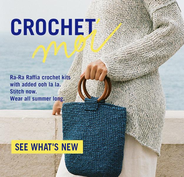 d1bf3ed9 Knitting and Crochet Kits, Yarns, and Supplies | Wool and the Gang